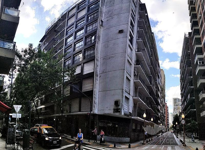 departamento con terraza, 4 ambientes, en retiro, zona plaza san martín