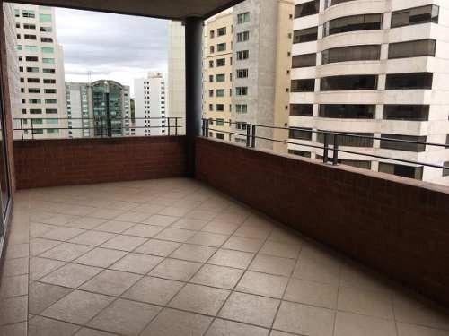 departamento con terraza en privada de tamarindos