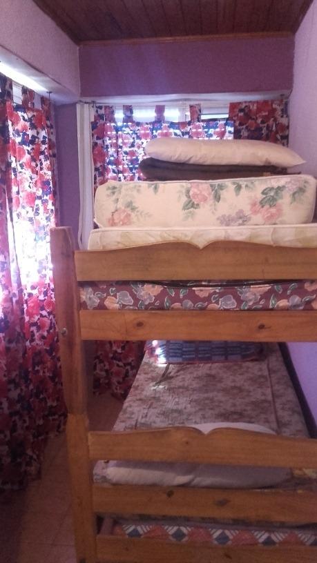 departamento con un dormitorio chico hasta 4 personas