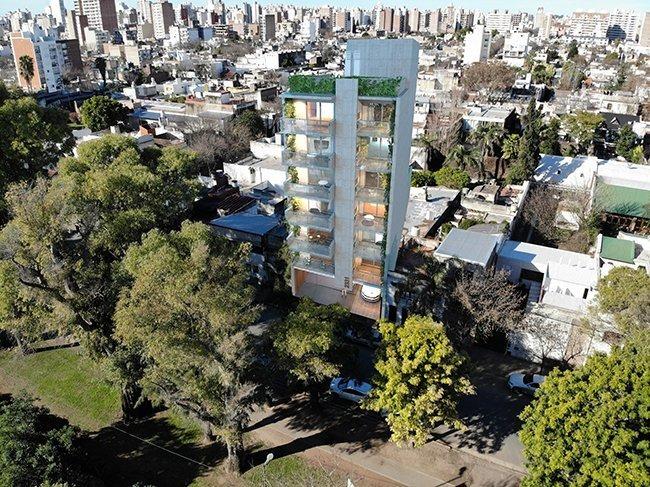 departamento con vista al parque independencia greener moreno 2331 1 y 2 dormitorios