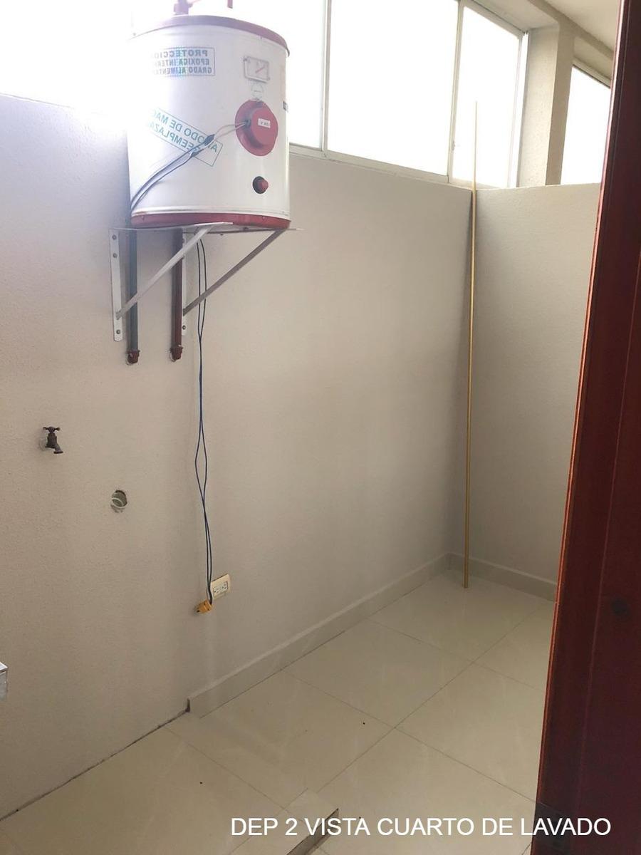 departamento condominio alborada planta alta
