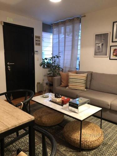 departamento - conjunto habitacional lomas altas