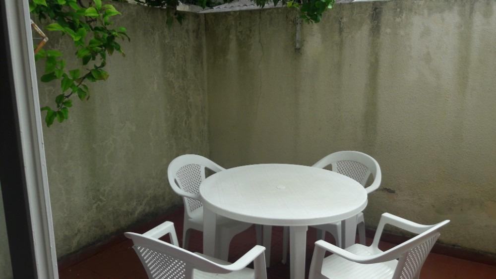 departamento de 1 ambiente con patio en zona i. miramar
