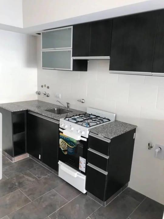 departamento de 1 dormitorio cocina integrada - zona centro