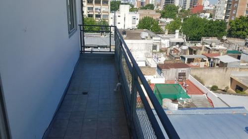departamento de 1 dormitorio con balcón en echesortu rosario