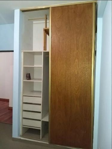 departamento de 1 dormitorio con balcón- la plata