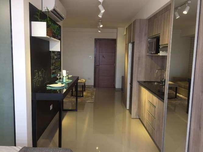 departamento de 1 dormitorio, condominio unno, barrio urbari