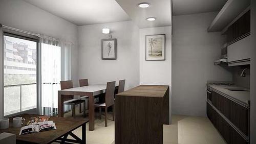 departamento de 1 dormitorio en 11 e/ 38 y 39 en construcción
