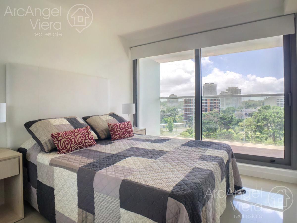 departamento de 1 dormitorio en venta con amenities- aidy grill -playa brava. oportunidad de inversión!