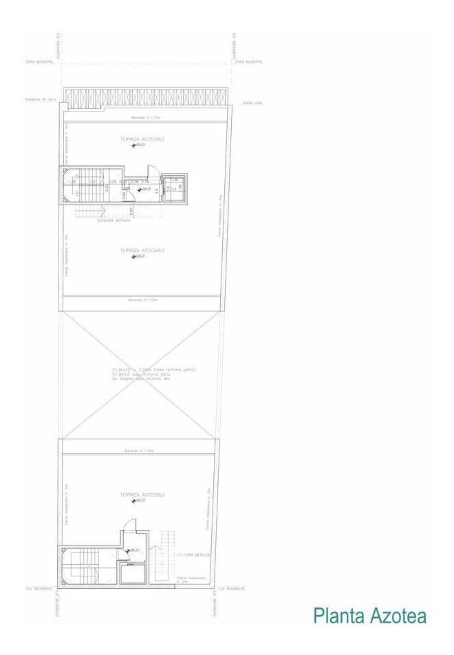 departamento de 1 dormitorio en zona monumento   en pozo   amenidades