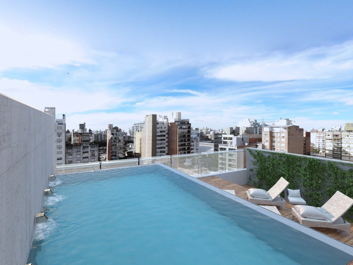 departamento de 1 dormitorio financiado en 9 de julio al 1200. con amenities.