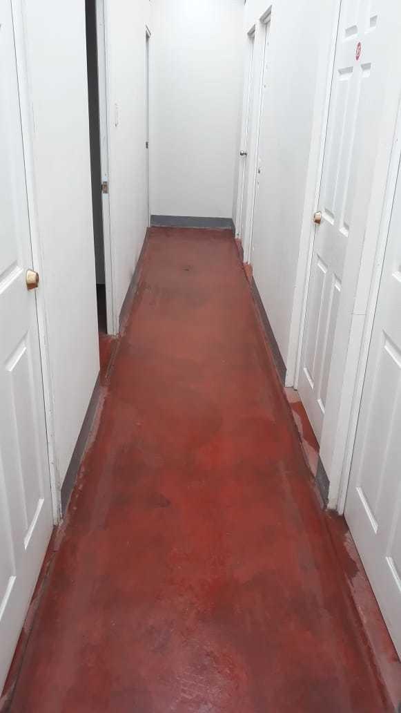 departamento de 1 habitacion y 1 baño para persona sola