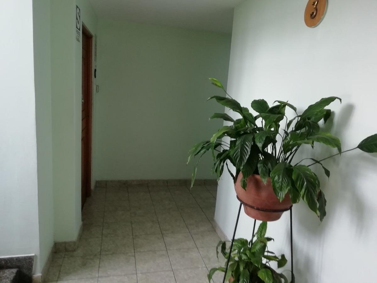 departamento de 100 m2 barranco limite con miraflores