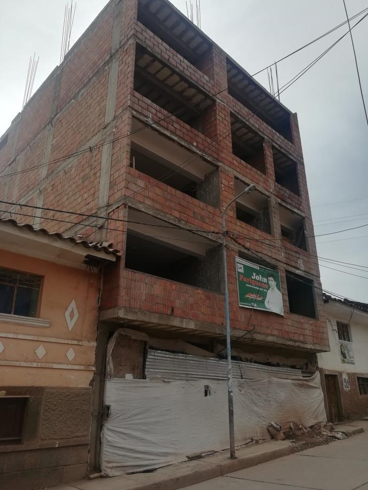 departamento de 120 metros cuadrados sin acabados 3 dormitor