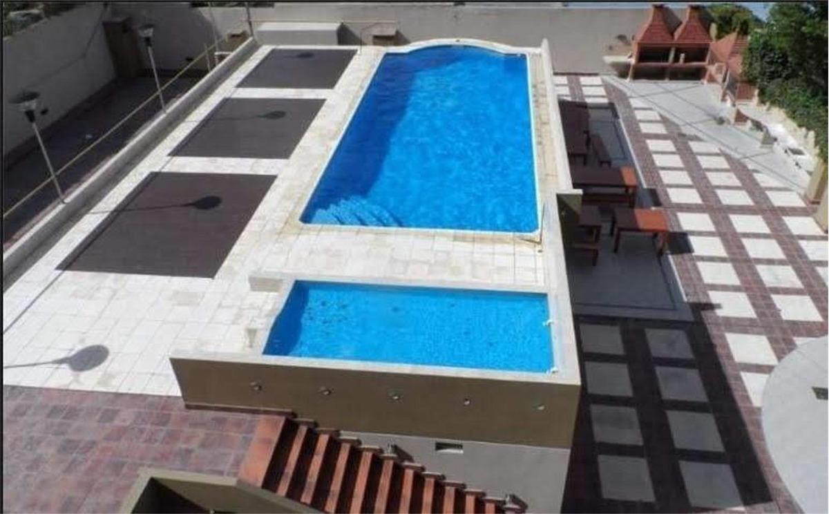 departamento de 2 amb en ramos mejia norte con piscina.