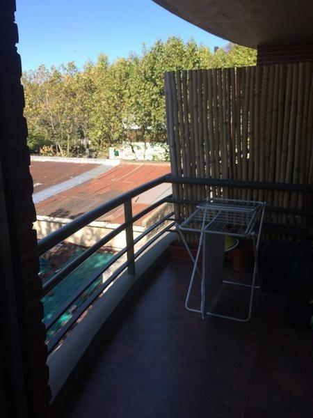 departamento de 2 ambientes con cochera cub. ña media cuadra estacion de monte grande!