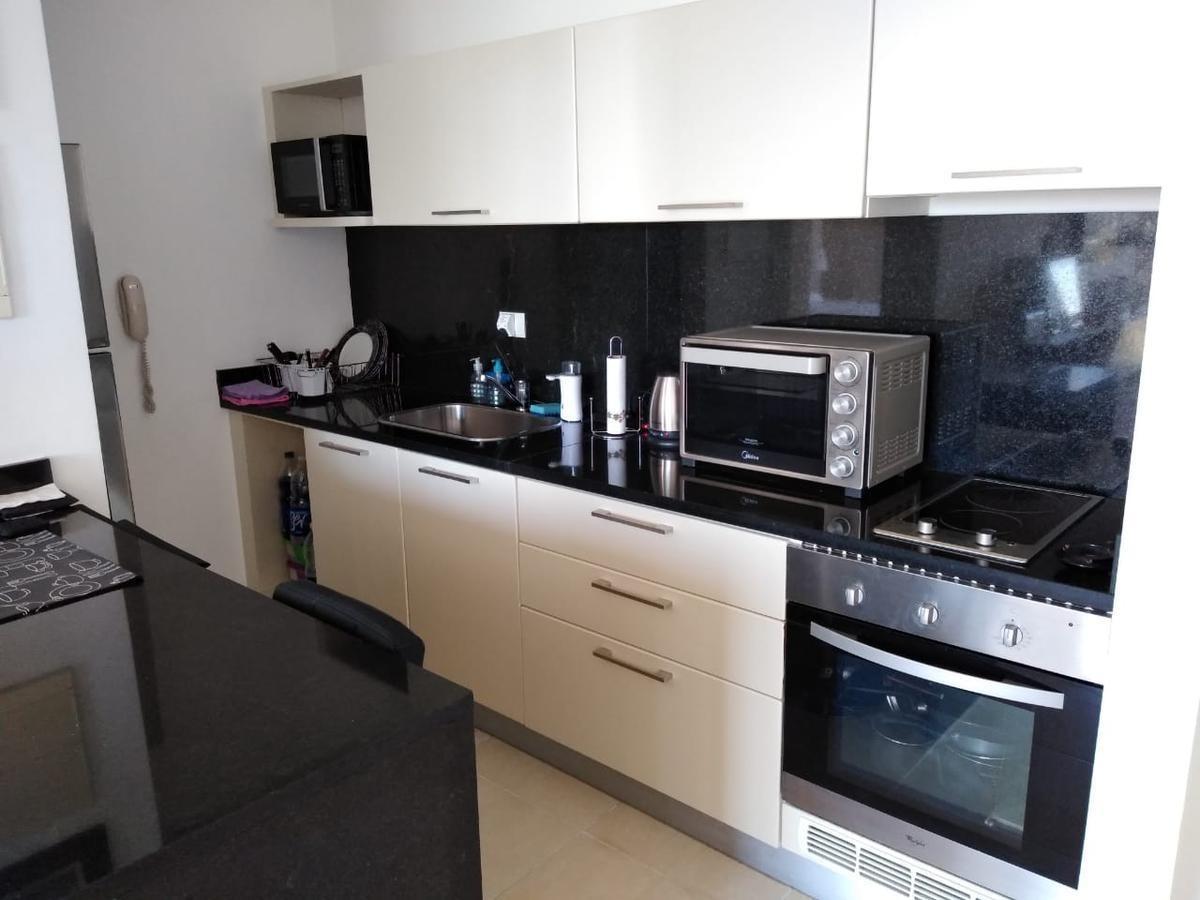 departamento de 2 ambientes con cochera y baulera en wyndham condominios nordelta.