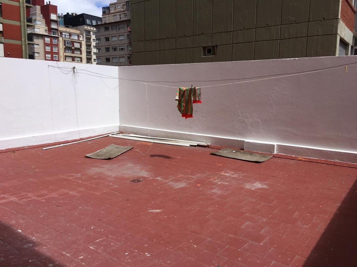 departamento de 2 ambientes con gran terraza en la perla alquiler por temporada