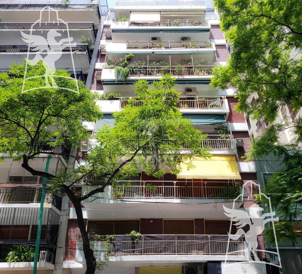 departamento de 2 ambientes en barrio norte