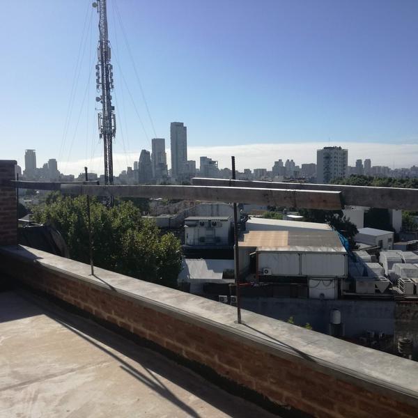 departamento de 2 ambientes en nuevo emprendimiento terminado - palermo hollywood