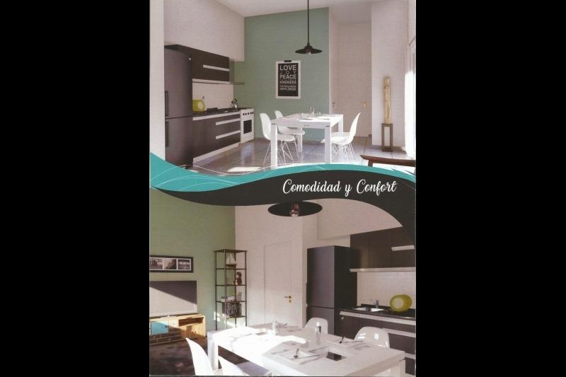 departamento de 2 ambientes en venta en villa luzuriaga