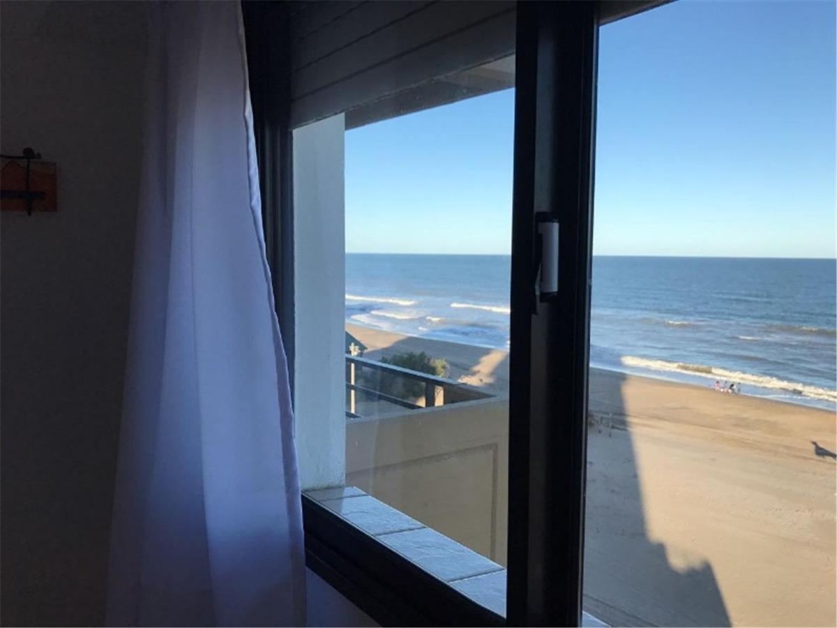 departamento de 2 ambientes frente al mar
