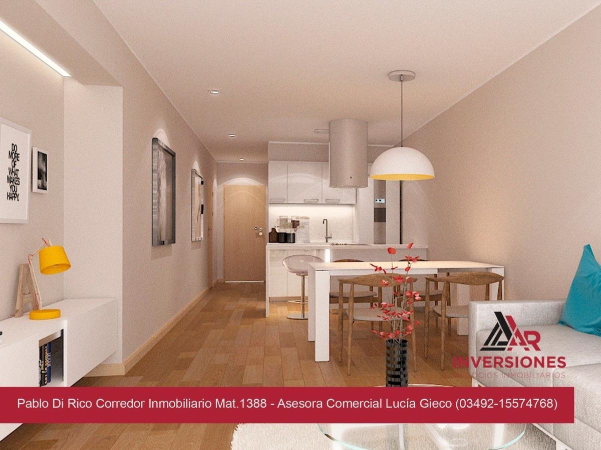 departamento de 2 dormitorios!! calidad constructiva - financiación