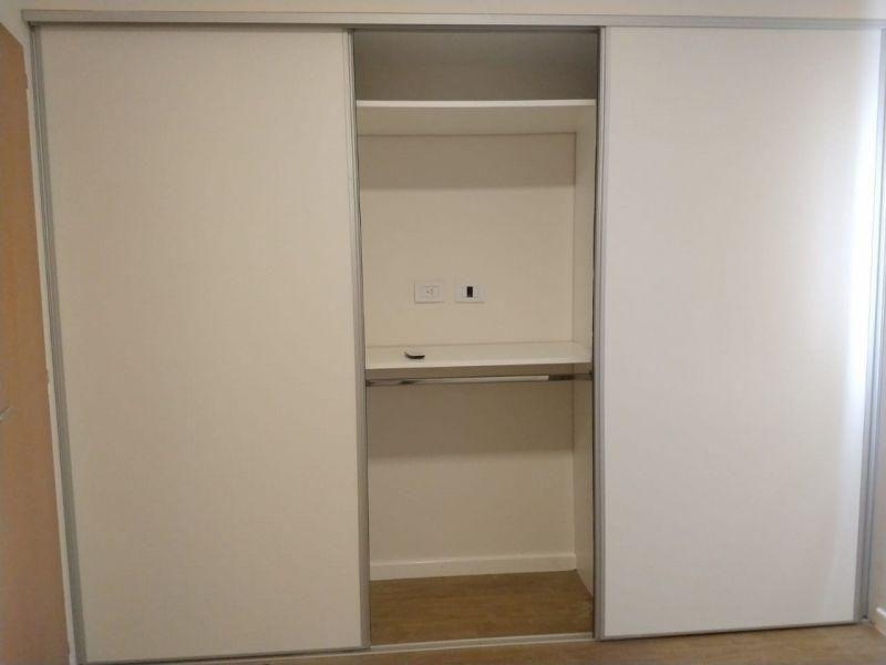 departamento de 2 dormitorios con cochera en la plata,centro