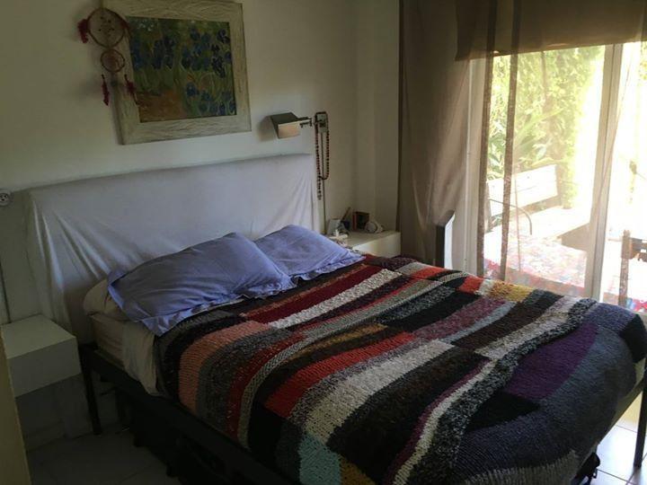 departamento de 2 dormitorios con jardín