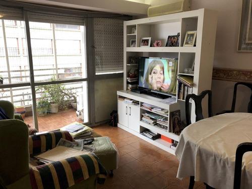 departamento de 2 dormitorios gigante con cochera