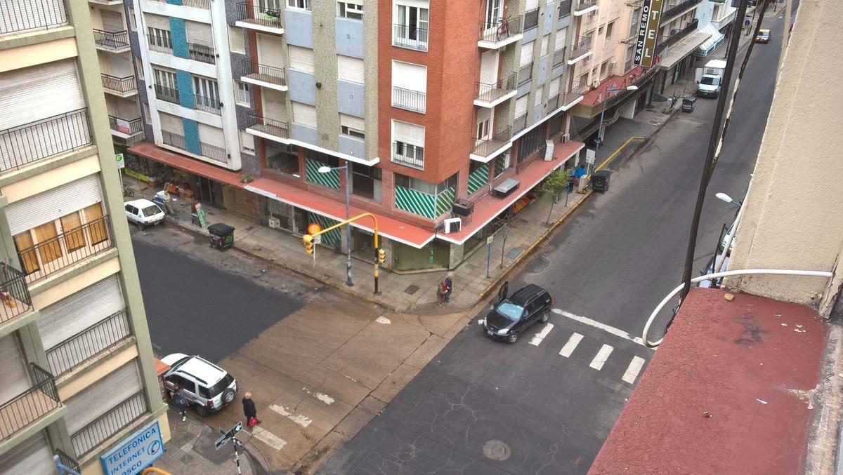 departamento de 3 ambientes a la calle en alquiler temporada estudiantes mar del plata