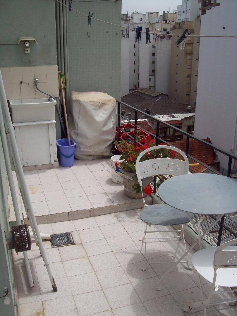 departamento de 3 ambientes a la calle en alquiler temporada mar del plata
