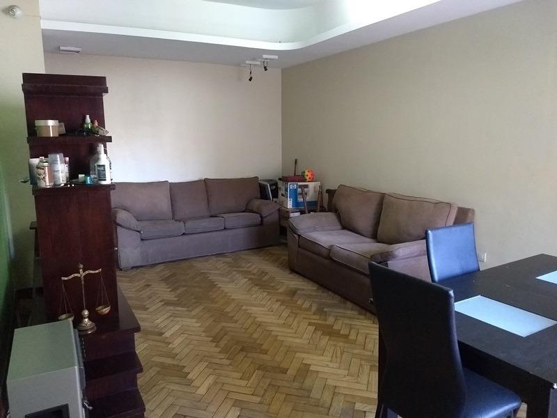 ¡¡¡departamento de 3 ambientes con dependencia en venta!!!
