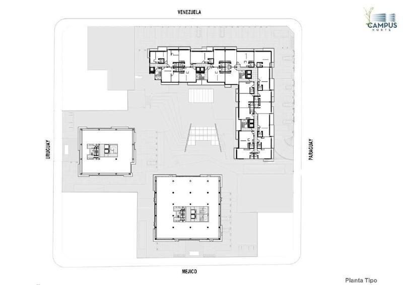 departamento de 3 ambientes en pozo