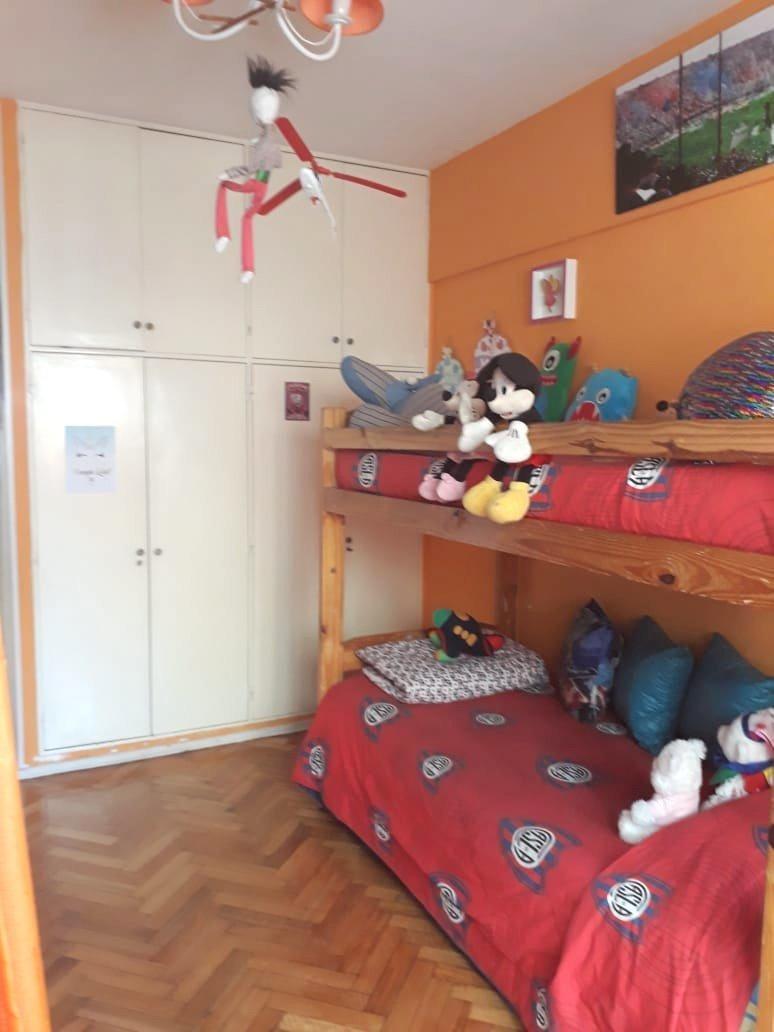 departamento de 3 ambientes en venta en villa crespo.