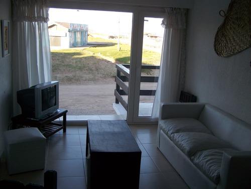 departamento de 3 ambientes frente al mar con cochera