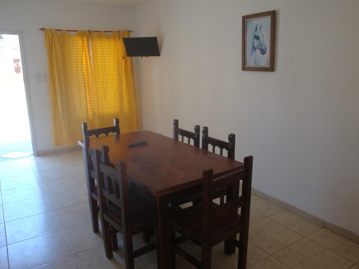 departamento de 3 ambientes para 6 personas (ref 201002)