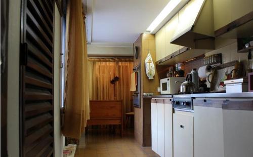 departamento de 3 dormitorio de categoría con 2 balcones apto banco- la plata