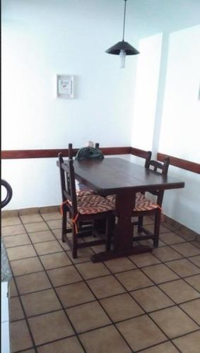 departamento de 3 dormitorios con balcón apto banco - la plata