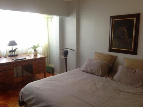 departamento de 3 dormitorios en alquiler en palermo chico