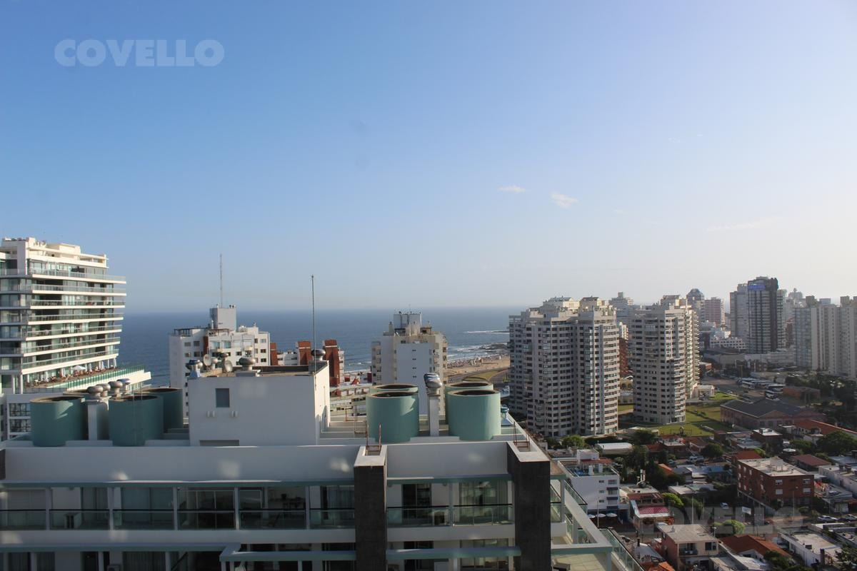 departamento de 3 dormitorios en suite , garage, piso 12, edificio con amenities
