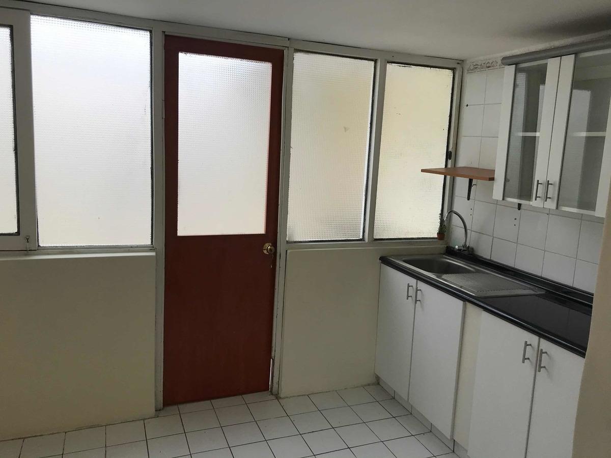 departamento de 3 dormitorios y 2 baños
