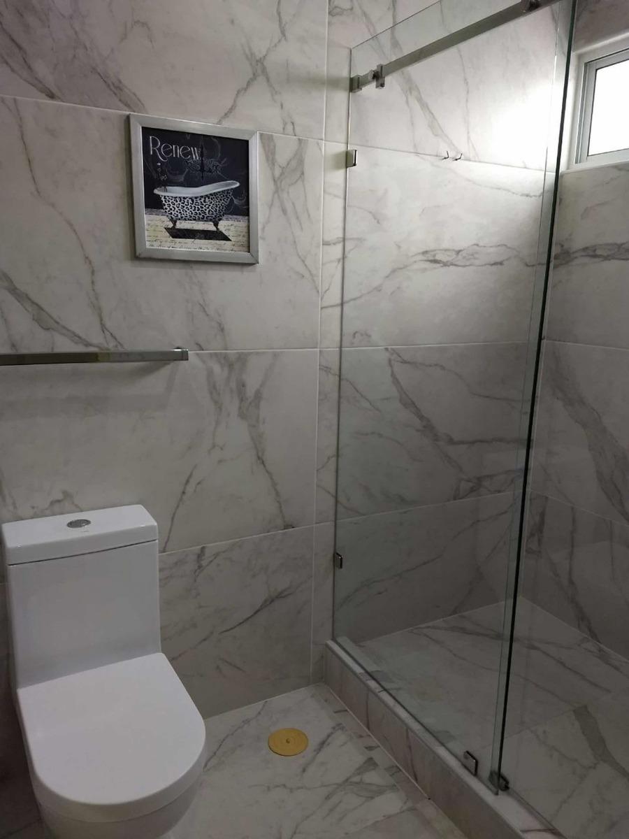 departamento de 3 habitaciones y 2 baños completos