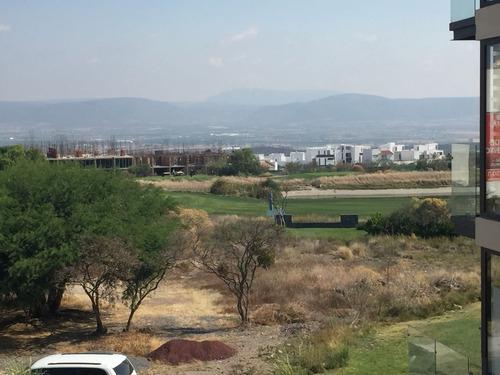 departamento de 3 recámaras y vista a campo de golf! zibatá!