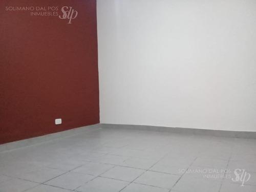 departamento de 30 metros tipo ph - olivos-maipu/uzal