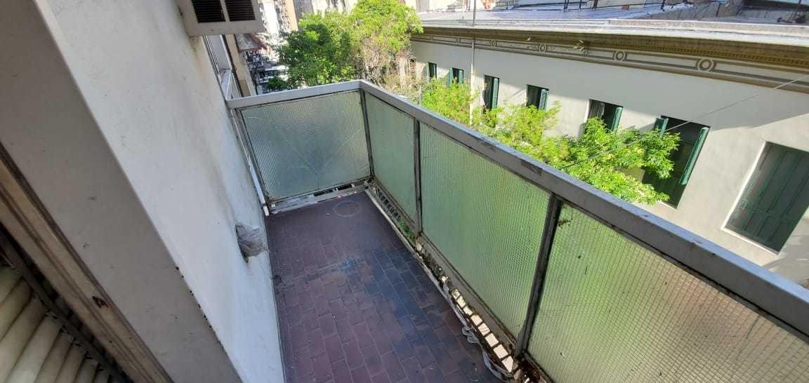 departamento de 3ambientes baño balcon al frente