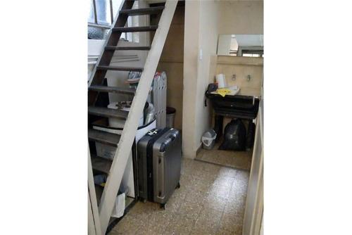 departamento de 4 ambientes con balcón al frente
