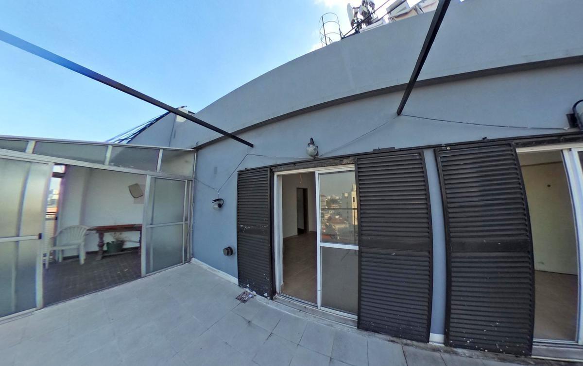 departamento de 4 ambientes con balcón aterrazado  - villa santa rita