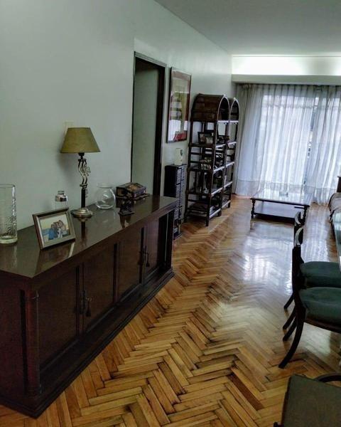 departamento de 4 ambientes con dependencia en alquiler