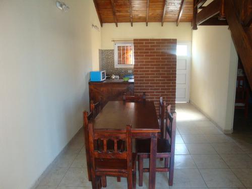 departamento de 4 ambientes para 8 personas (201003)